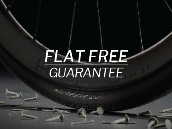 Flat-Free Guarantee