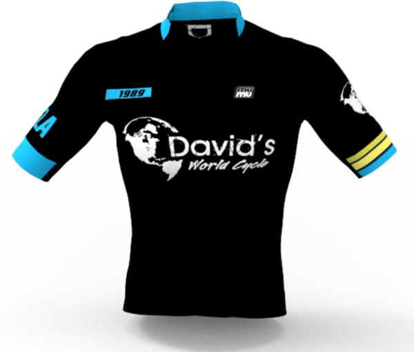 "MUMU Men's DWC ""Speed"" Jersey"