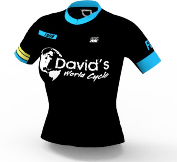 """MUMU Women's DWC """"Speed"""" Jersey"""