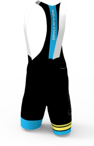 "MUMU Men's DWC ""Speed"" Bib Short"