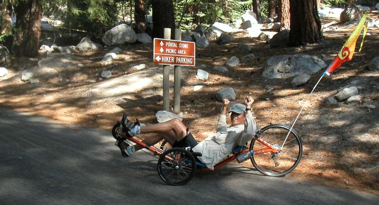 Recumbent Bike - David's World Cycle - David's World Cycle