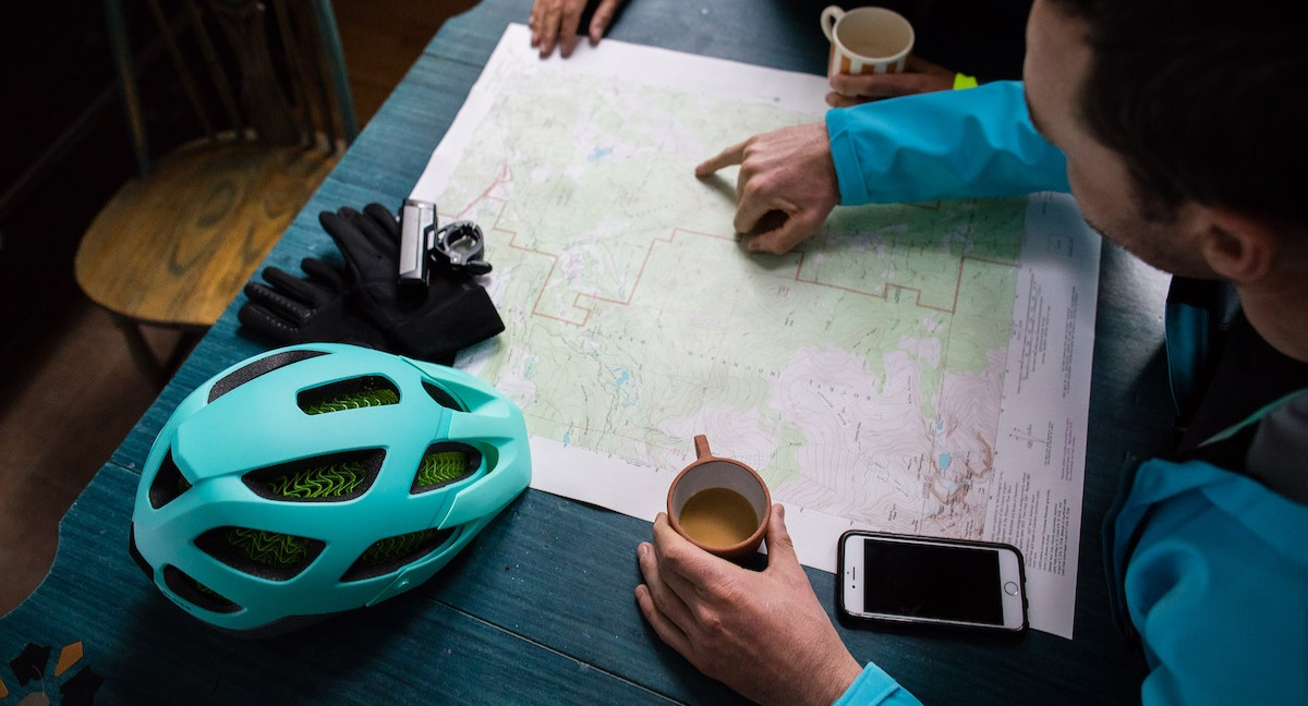 Bicycle Route Planning