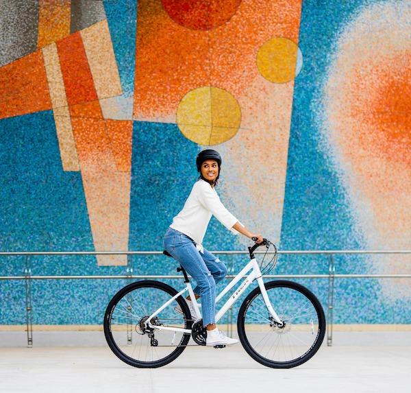 Trek Hybrid Bikes – Trek Verve Disc