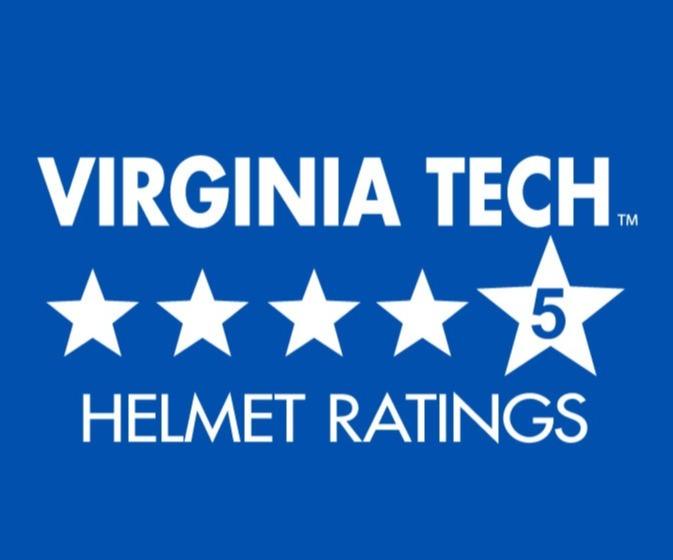 Virginia Tech Helmet Ratings