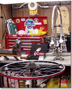 Bike Service and Repair - Redding, California