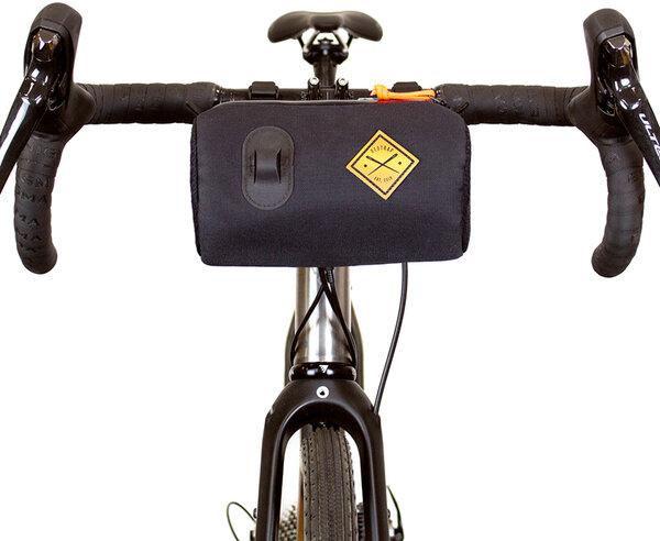 Restrap Cannister Bag 1.5L Black