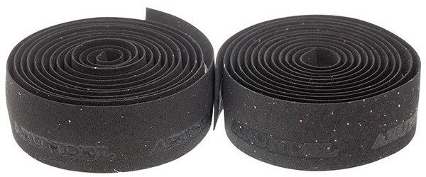 Arundel Cork Ribbon Black Bar Tape