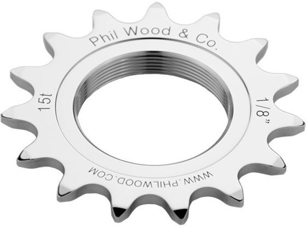Phil Wood Fixed Track Cog 3/32