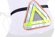 49N Reflective Warning Triangle