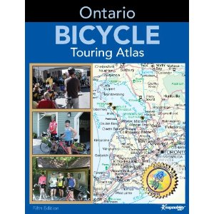 Ontario Bicycle Touring Atlas