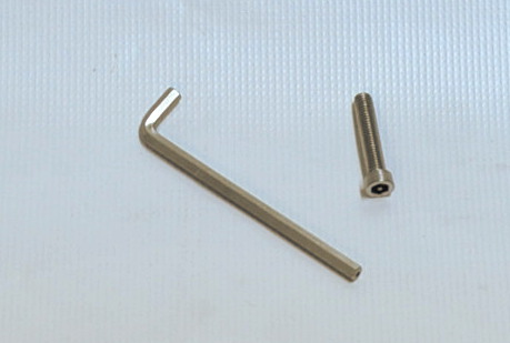 Saddle Saver Security Bolts