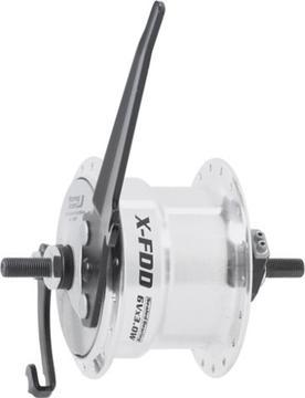 Sturmey-Archer X-FDD Front Drum Brake Generator Hub
