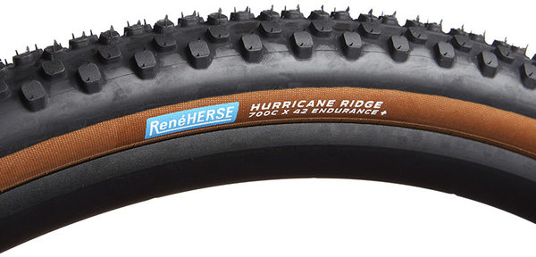 Rene Herse Hurricane Ridge TC Tire 700 x 42