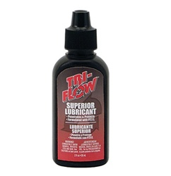 Tri-Flow Superior Lubricant 2oz Drip Bottle