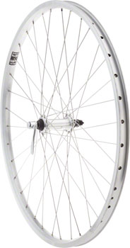 "Quality Wheels 26"" Velocity NoBS Wheels Option: Front"
