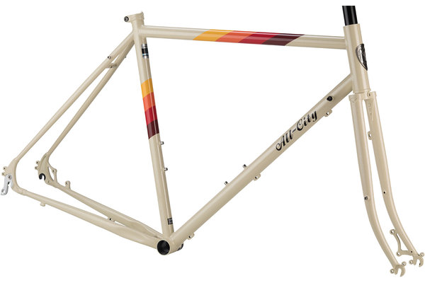 All-City Space Horse Disc Frame