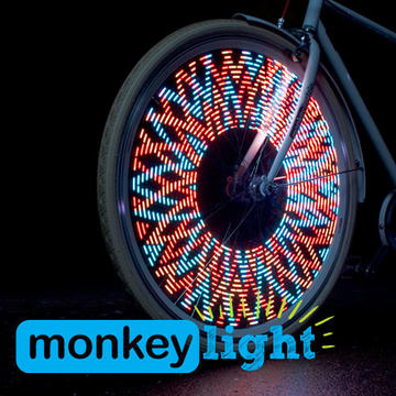 Monkeylectric Monkey light M232