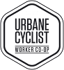 Urbane Cyclist Worker Co op Logo