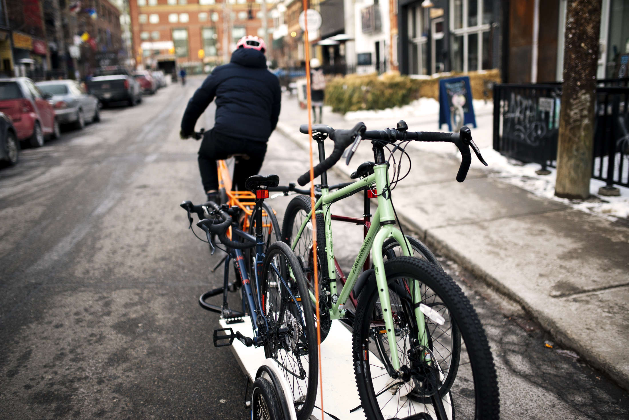 Urbane Bike Repair Mobile Service