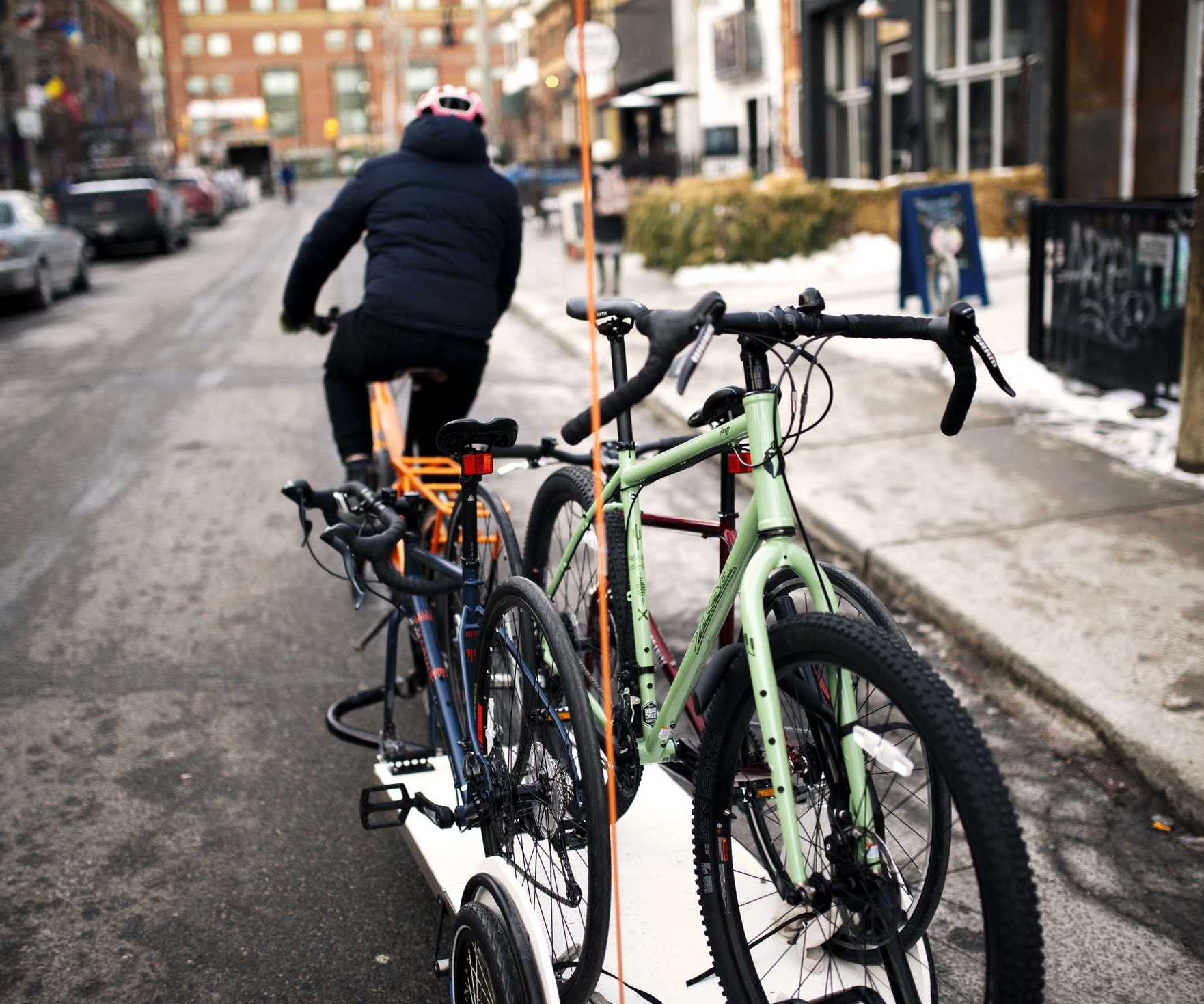 Bike repair shops downtown toronto