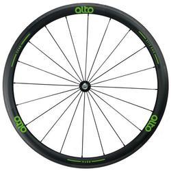Alto Velo CC40 Carbon Clincher Wheelset