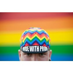 Gay's Okay Cycling Cap