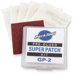 Park Tool GP-2 pre-glued super patch kit