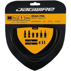 Jagwire Road Pro Complete Brake Cable Kit Black