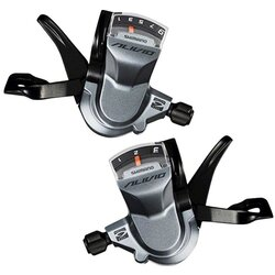 Shimano Shimano Alivio Shift Lever Pair SL-M4000 3-speed Front 9-Speed Rear Trigger Shifter