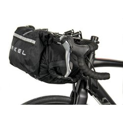 Arkel Rollpacker 15 FRONT Bikepacking Bag with Rack