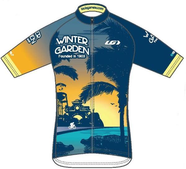 Garneau WG City Cycling Jersey Men's