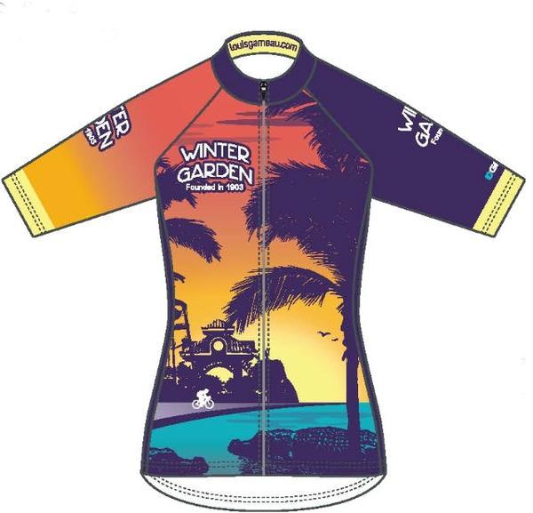 Garneau WG City Cycling Jersey Women's
