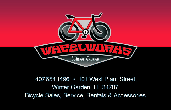Winter Garden Wheel Works Gift Card