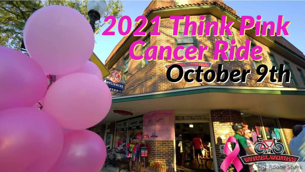 2021 Think Pink Cancer Ride | October 9th