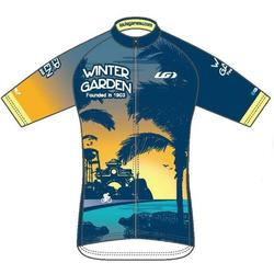 Garneau WG City Cycling Jersey Men's