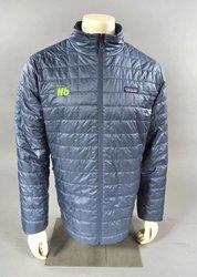 Hilltop Hb Logo Patagonia Nanopuff Jacket Blue Men's X-Large