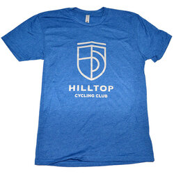 Hilltop Bicycles Hb Cycling Club Tee