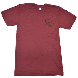 Hilltop Bicycles Hb Logo Tee | American Apparel