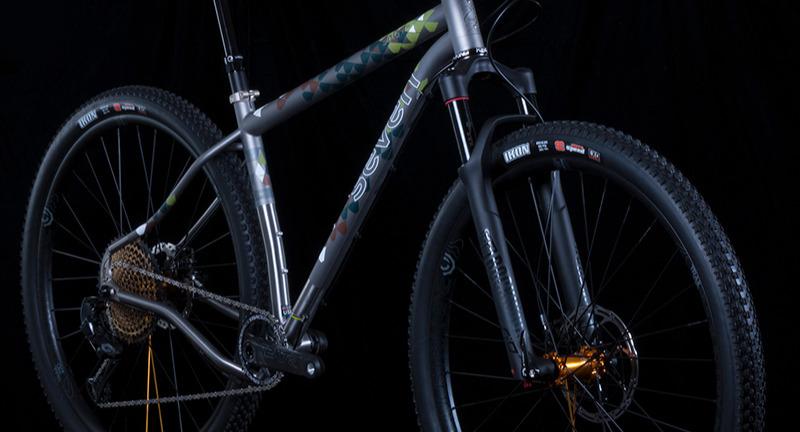 Seven Cycles Custom Bikes