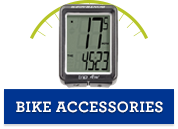 closeout bike accessories