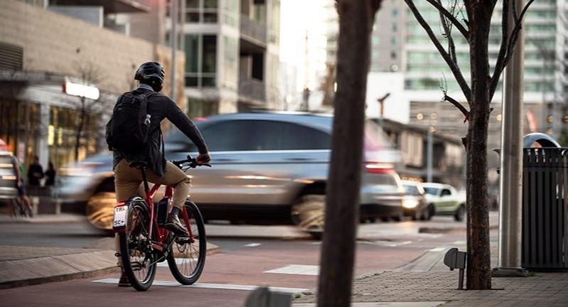 Commute by electric bike - Northern VA