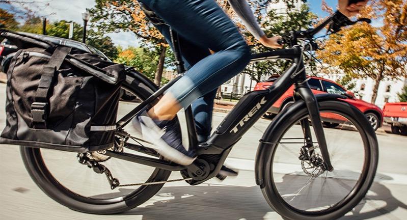 Bike more and drive less with an ebike - Washington DC