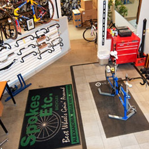 Bike Fit at Spokes Etc.