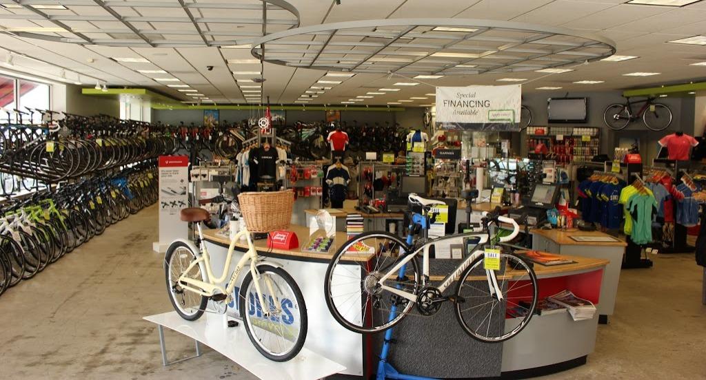 Alexandria Store Interior