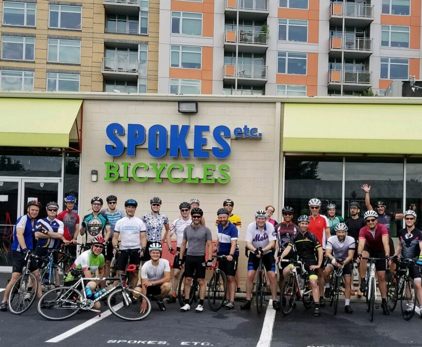 bike shop arlington