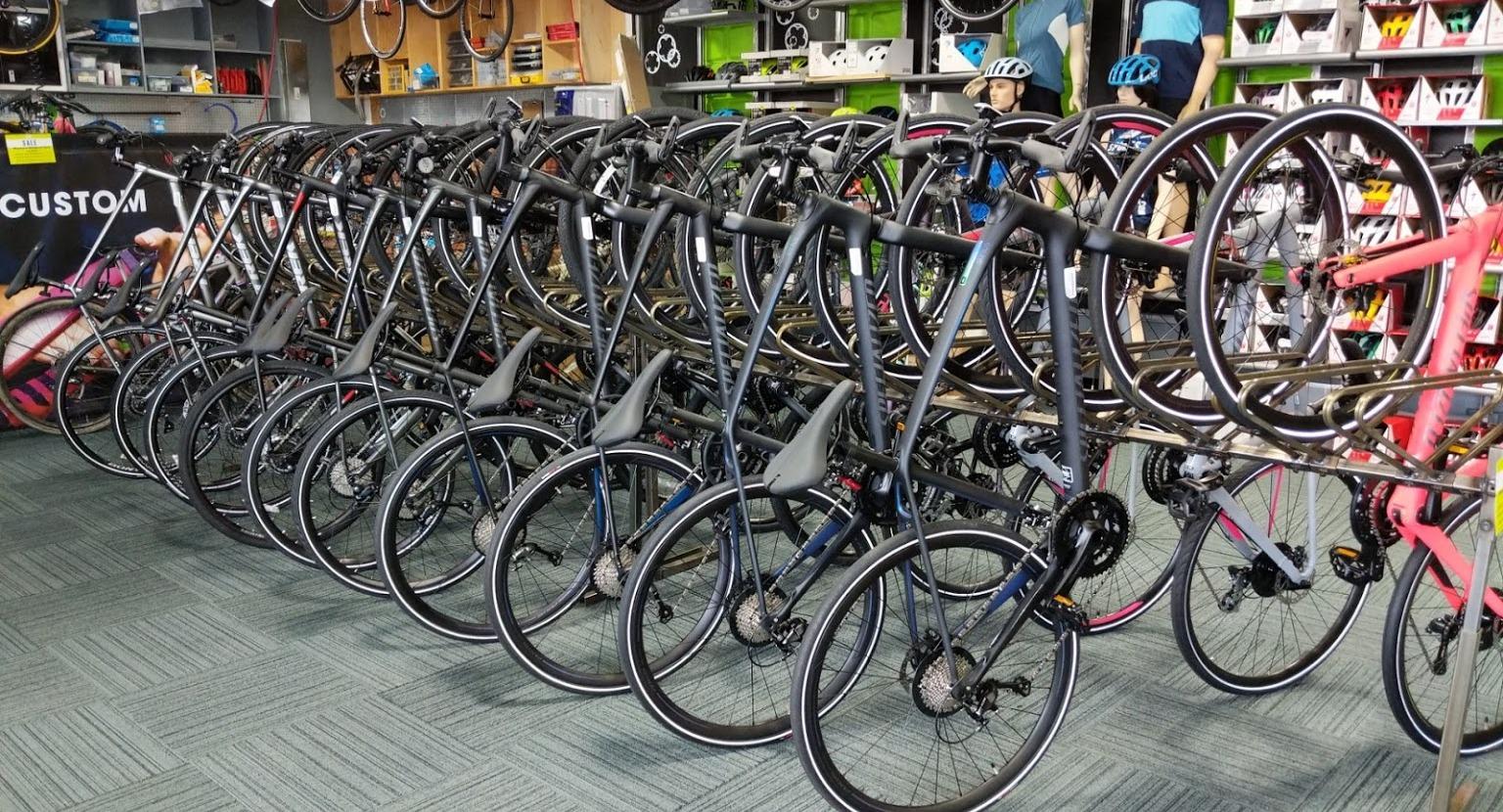 trek bikes alrington