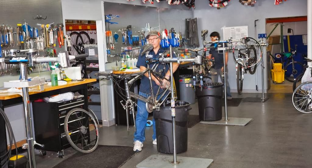 bike repair fit services fairfax
