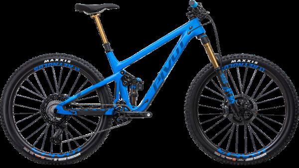 Pivot Cycles SwitchBlade Carbon 29 Race XT Blue
