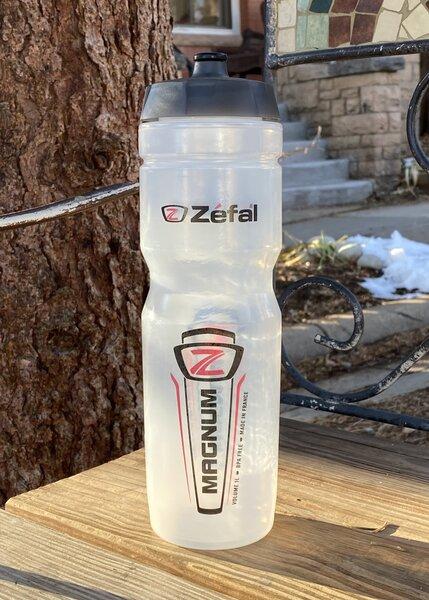 Zefal Magnum 1 Liter Water Bottle