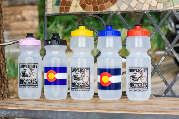 University Bicycles University Bicycles Custom Water Bottle Small